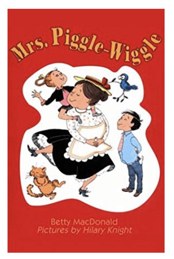 Mrs Piggle Wiggle Book