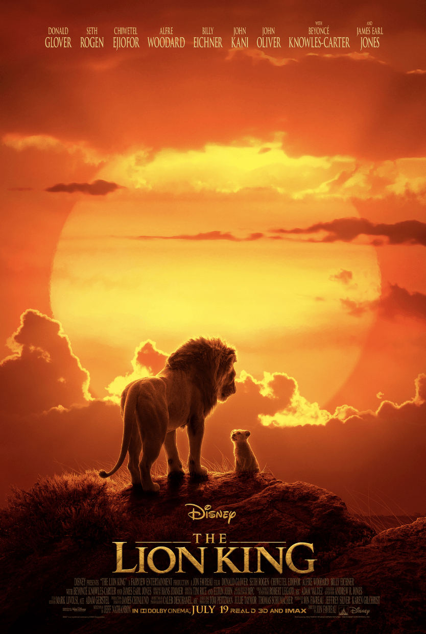 Top Cashback $10 off Lion King tickets