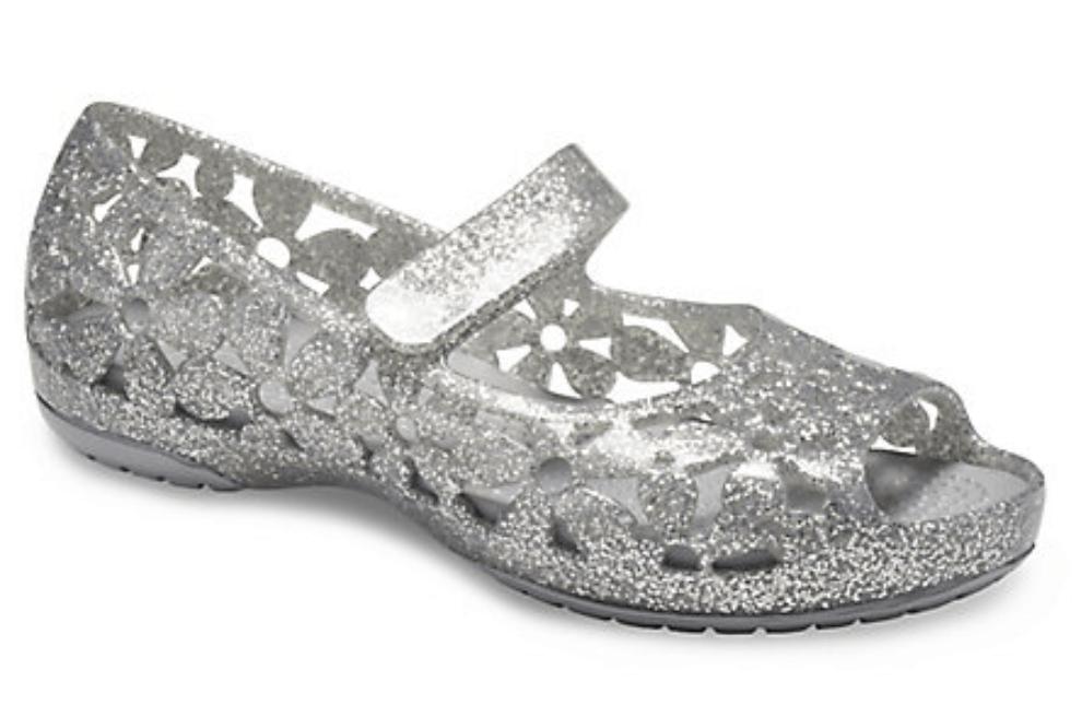 Kids Crocs Isabella Flats
