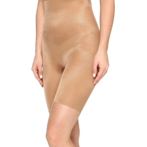 Spanx Sale - Spanx Skinny Britches High-Waisted Mid-Thigh Short