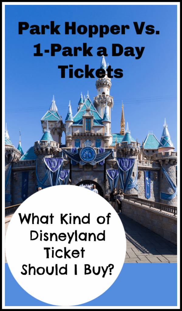 Disneyland Park Hopper Tickets Vs. Single Park Tickets – What To Buy For Your Family?