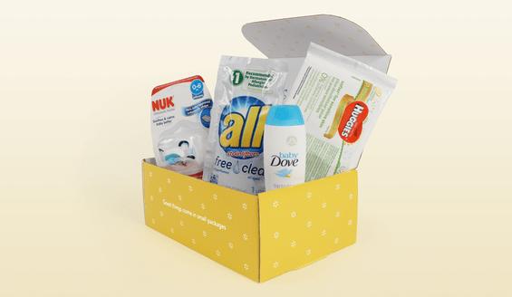 free walmart baby box
