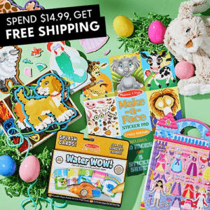 Melissa & Doug Sale On Zulily