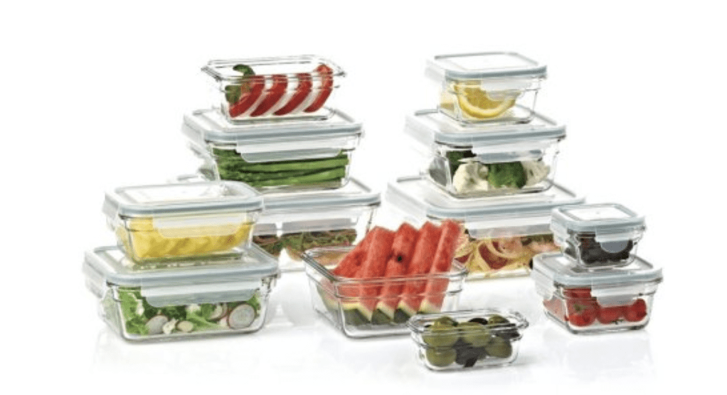 Glass Containers from Sams Club