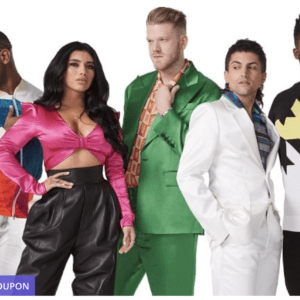 Pentatonix Discount Tickets
