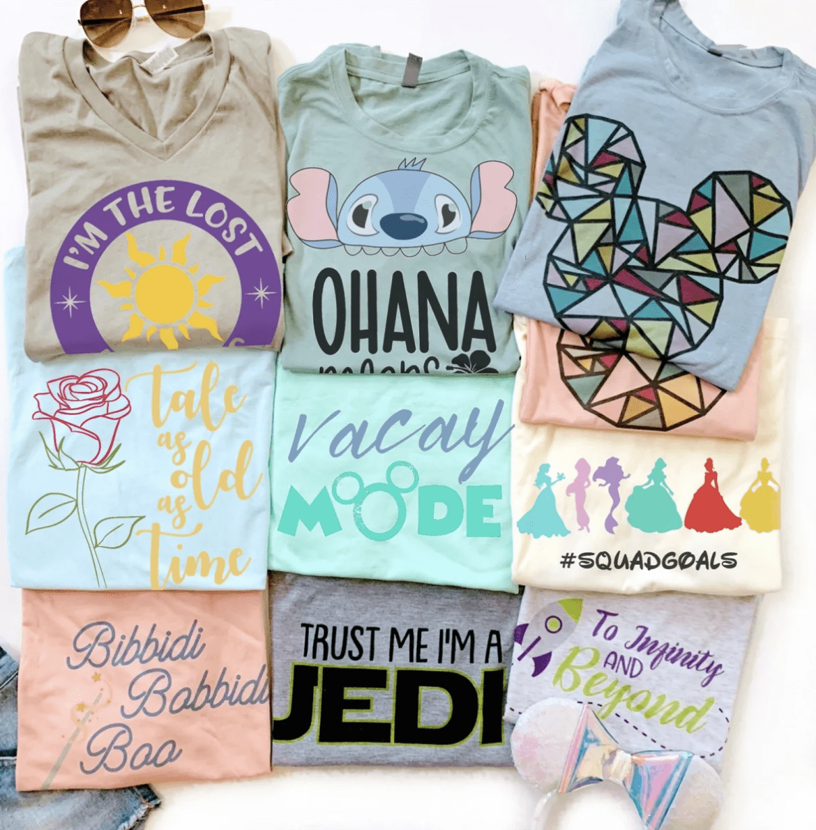 Disney Tees on Sale
