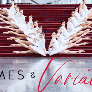 Pacific Northwest Ballet Themes & Variations Ballet