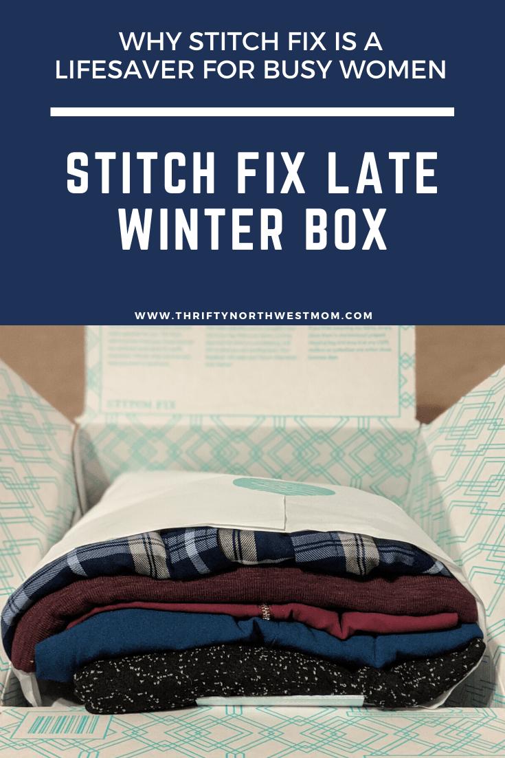 Stitch Fix Winter Box for Women