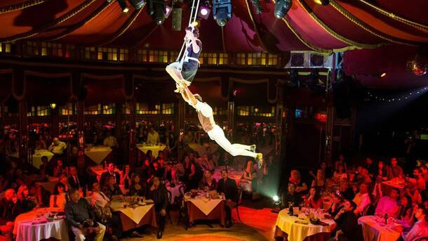Teatro ZinZanni Discount Tickets – As low as $59 (Reg $102)