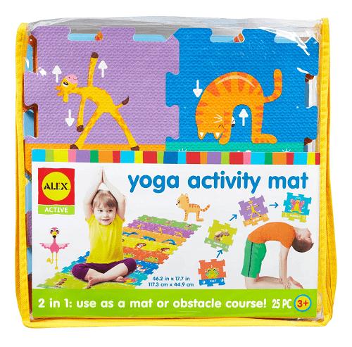 Alex Toys Yoga Activity Mat