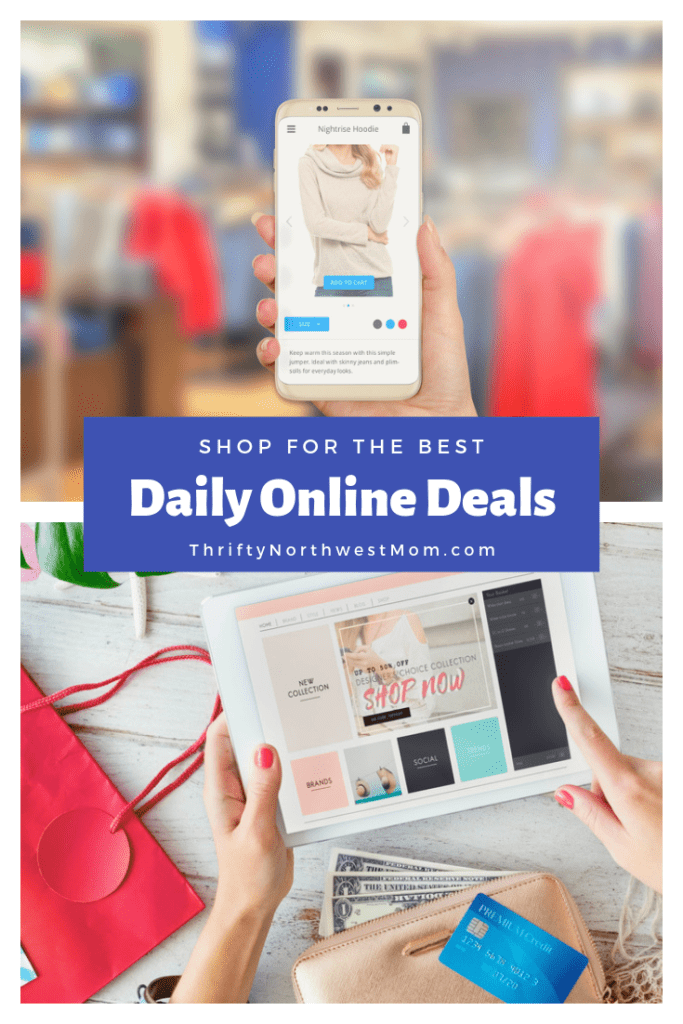 Best Online Deals Available Right Now (Our Favorite Daily Deals)!