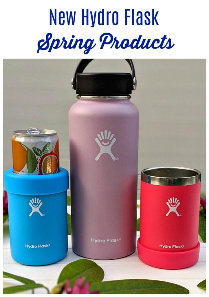 New Hydro Flask Cooler Cups & New Colors for Spring!