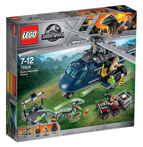 Lego Deal - Blues Helicopter Pursuit