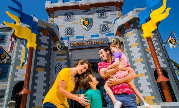 Legoland Hotel Deal on Groupon + Kids Get Into Legoland FREE!