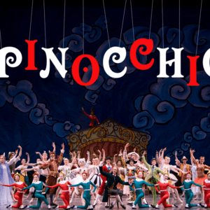 Pinocchio Discount Tickets for PNW Ballet School
