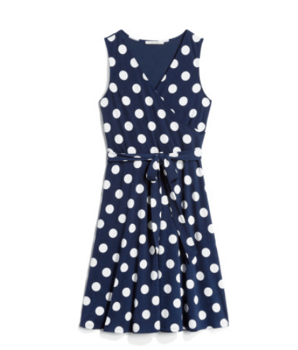 Stitch Fix Polka Dot Dress