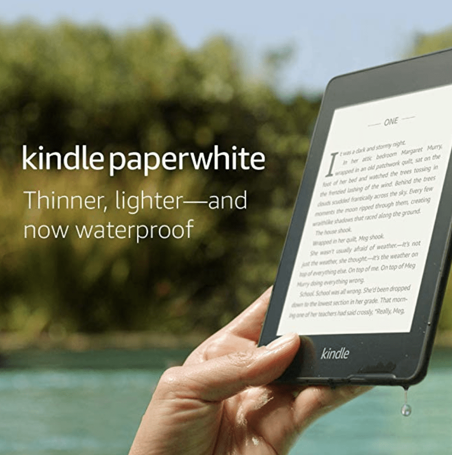 Kindle Paperwhite Deal