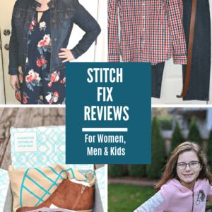 Stitch Fix Reviews for Women, Men & Kids