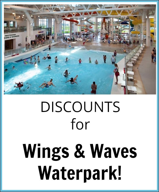 Passes to Evergreen Wings & Waves Waterpark – Discount Tickets Available!