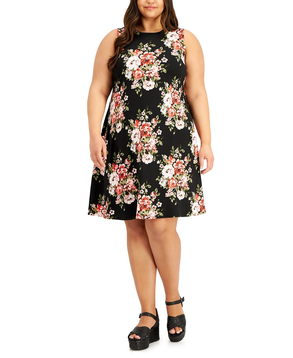 plus size easter dress