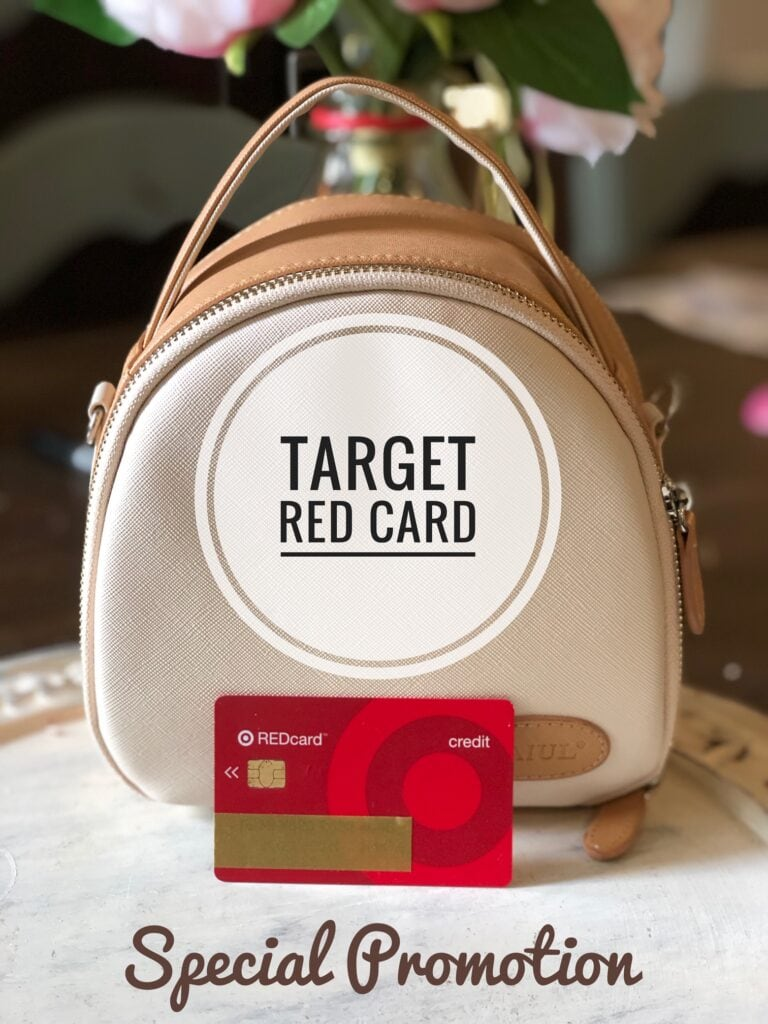 Target Red Card Coupon