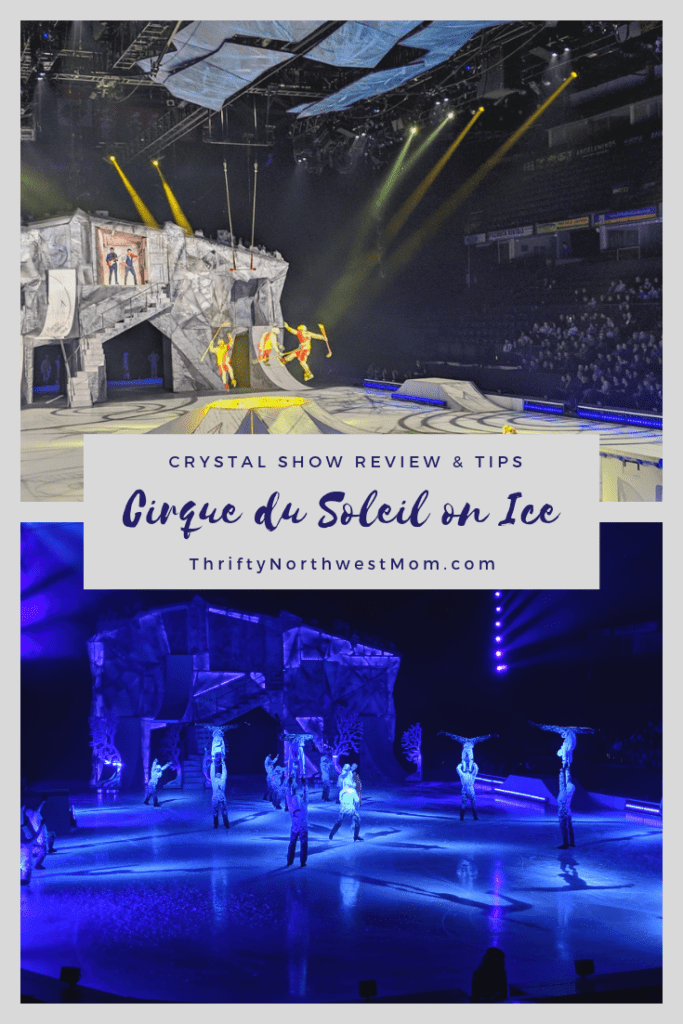 Cirque du Soleil Crystal Show on Ice Review