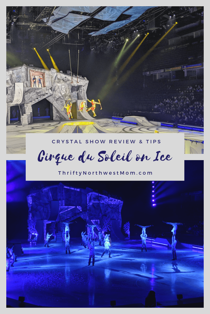 Cirque du Soleil on Ice Crystal Show Review