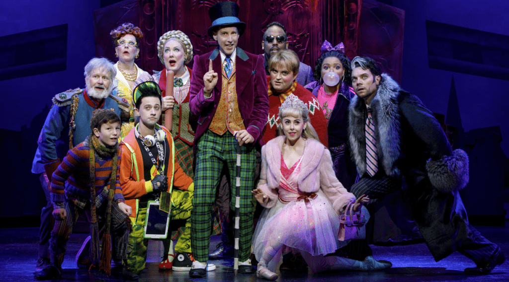 Charlie and the Chocolate Factory Musical – Discount Tickets in Seattle