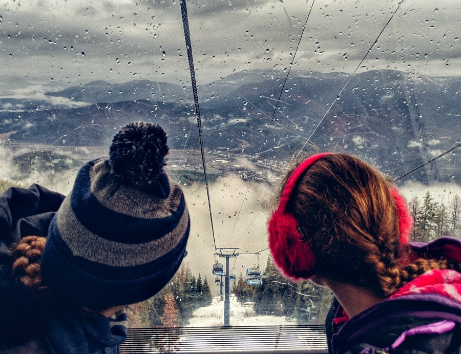Silver Mountain Gondola Ride