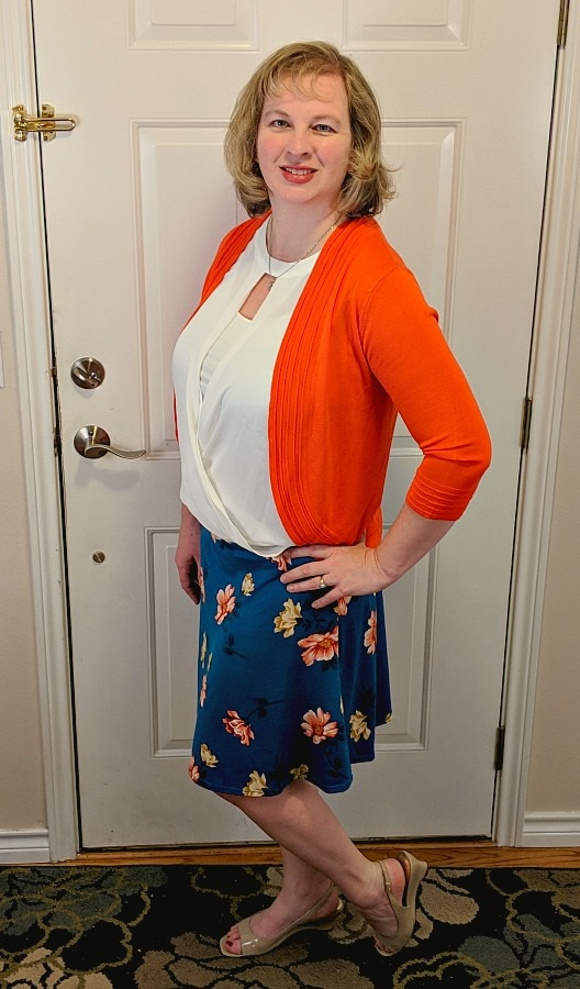 Stitch Fix Early Spring Outfit