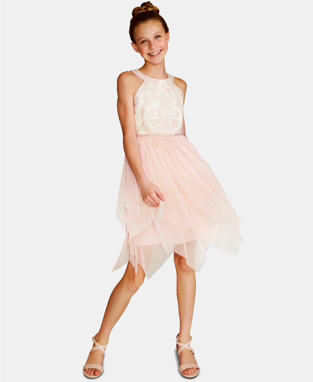 tween easter dress