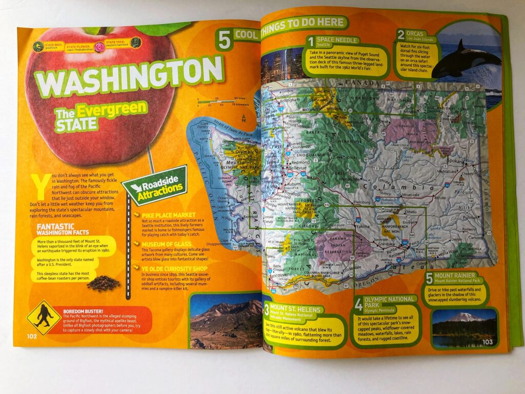 national geographic road trip atlas for kids