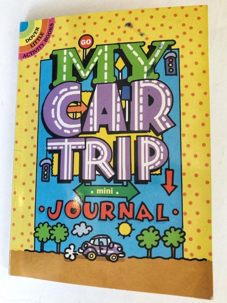 My Car Trip Journal