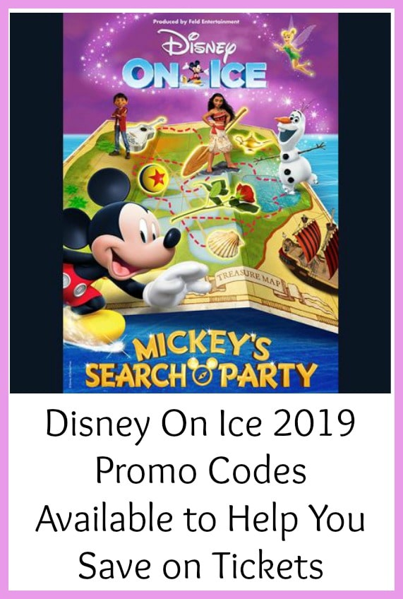 photo relating to Disney World Printable Coupons titled Disney Upon Ice Tickets - Coupon Financial savings for The Disney upon Ice