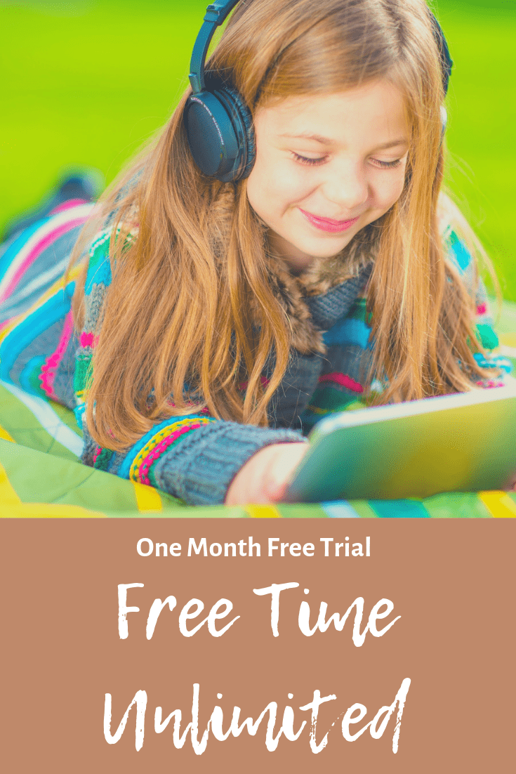 Amazon Free Time Unlimited for Kids