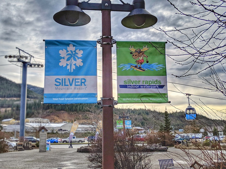 Silver Mountain resort & Silver Rapids Water Park
