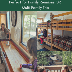 Sunriver Vacation Home Rental for Families