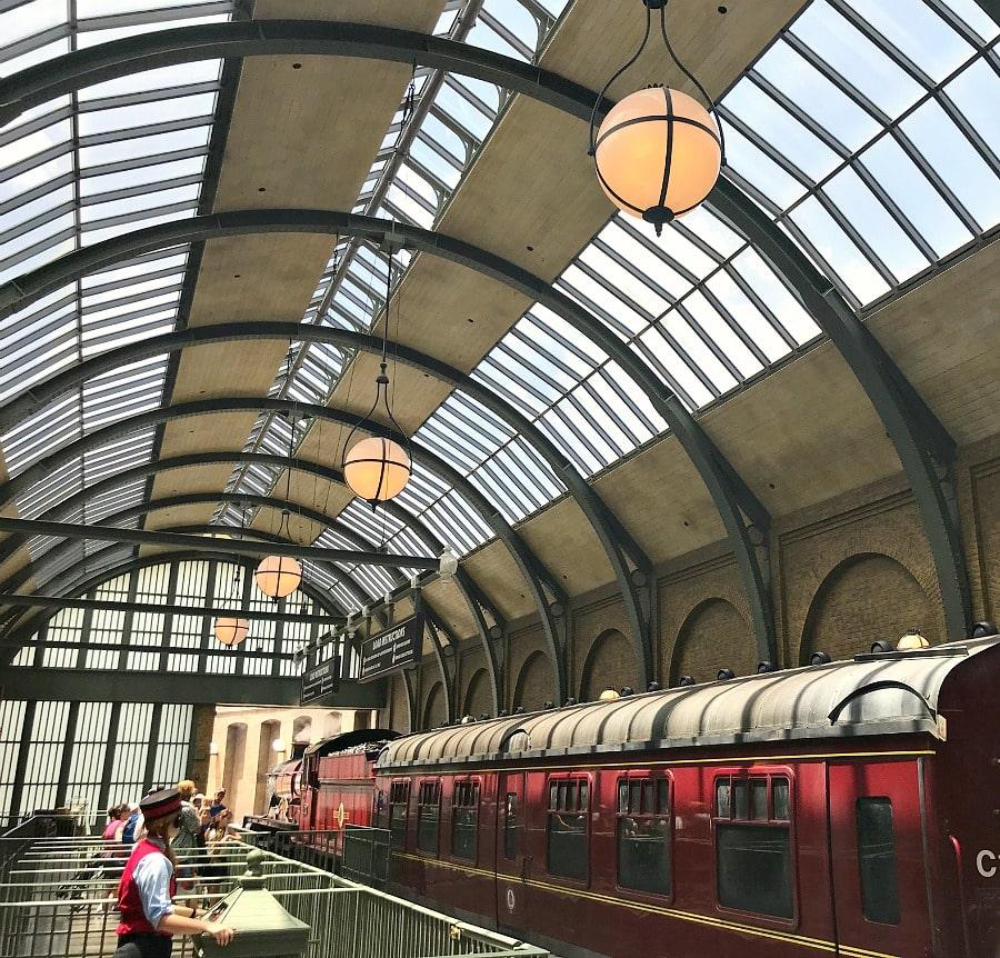 Hogwarts Express Train at Universal Studios Orlando