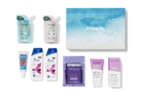 Target Beauty Boxes for July