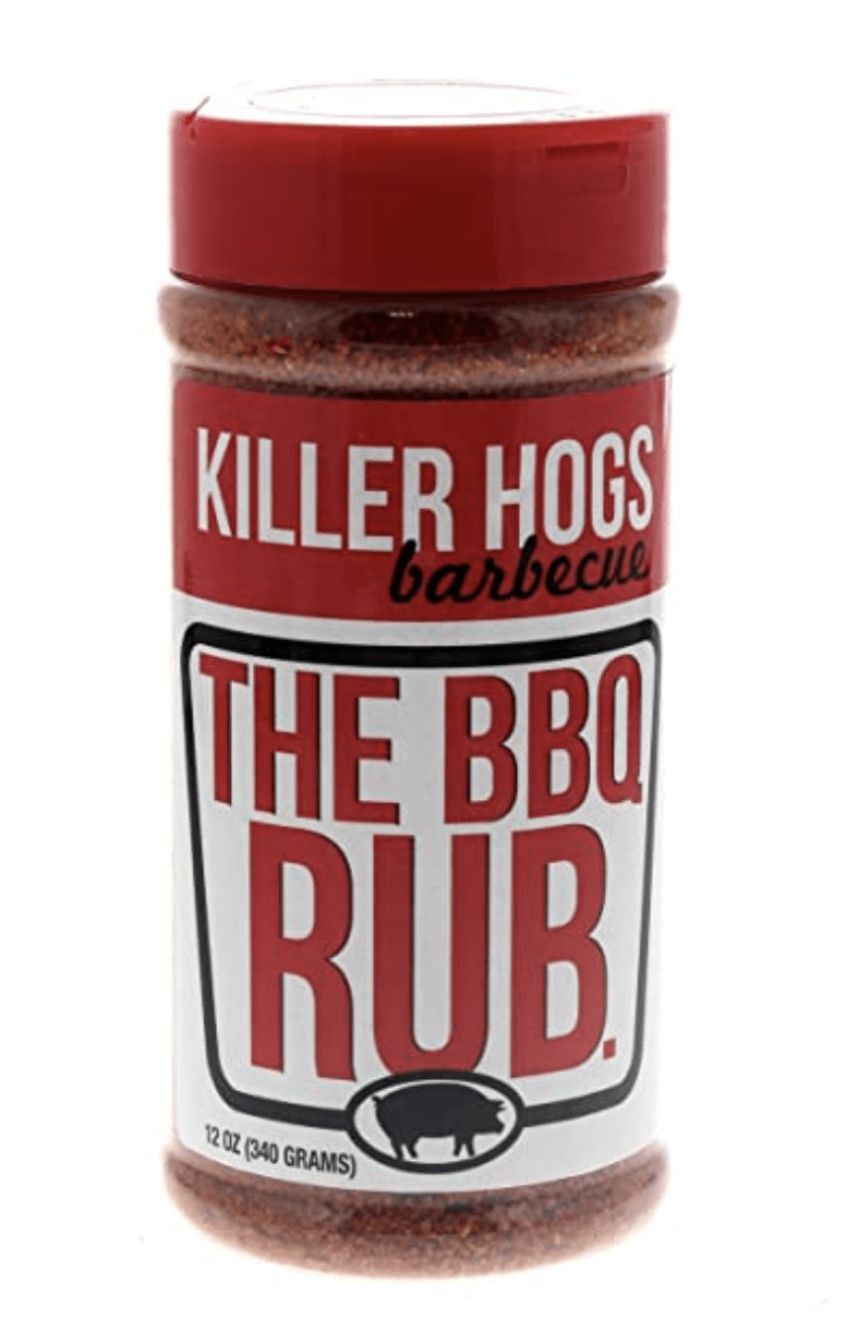Killer Hogs BBQ Dry Rub