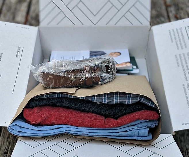 Stitch Fix Mens Subscription Box