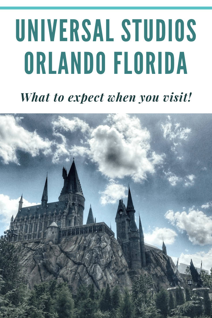 Universal Studios Orlando Florida - What to Expect On Your Visit