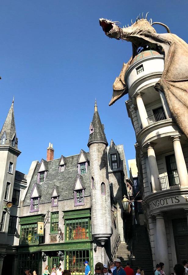 Universal Studios Orlando Wizarding World of Harry Potter