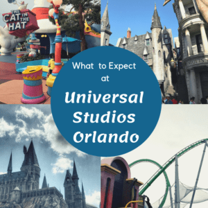 What to Expect at Universal Studios Orlando Florida