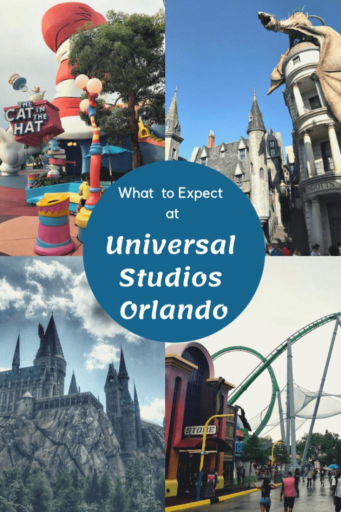 Universal Studios Orlando Florida – What to Expect!