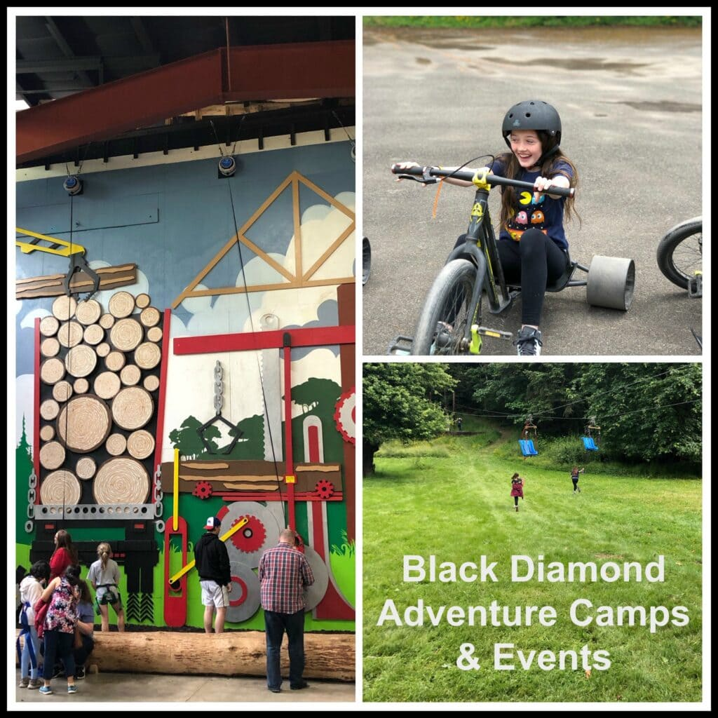 Black Diamond FREE Adventure days