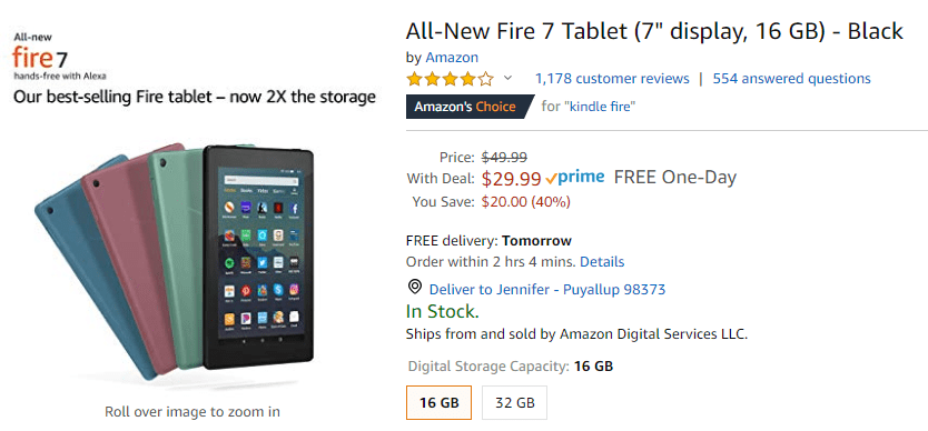 Superb Fire Tablet Great Price Best Image Libraries Counlowcountryjoecom