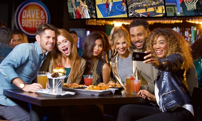 Dave & Busters Deal (Auburn) – $20 for All Day Game Package for 2 (Reg. $70)!