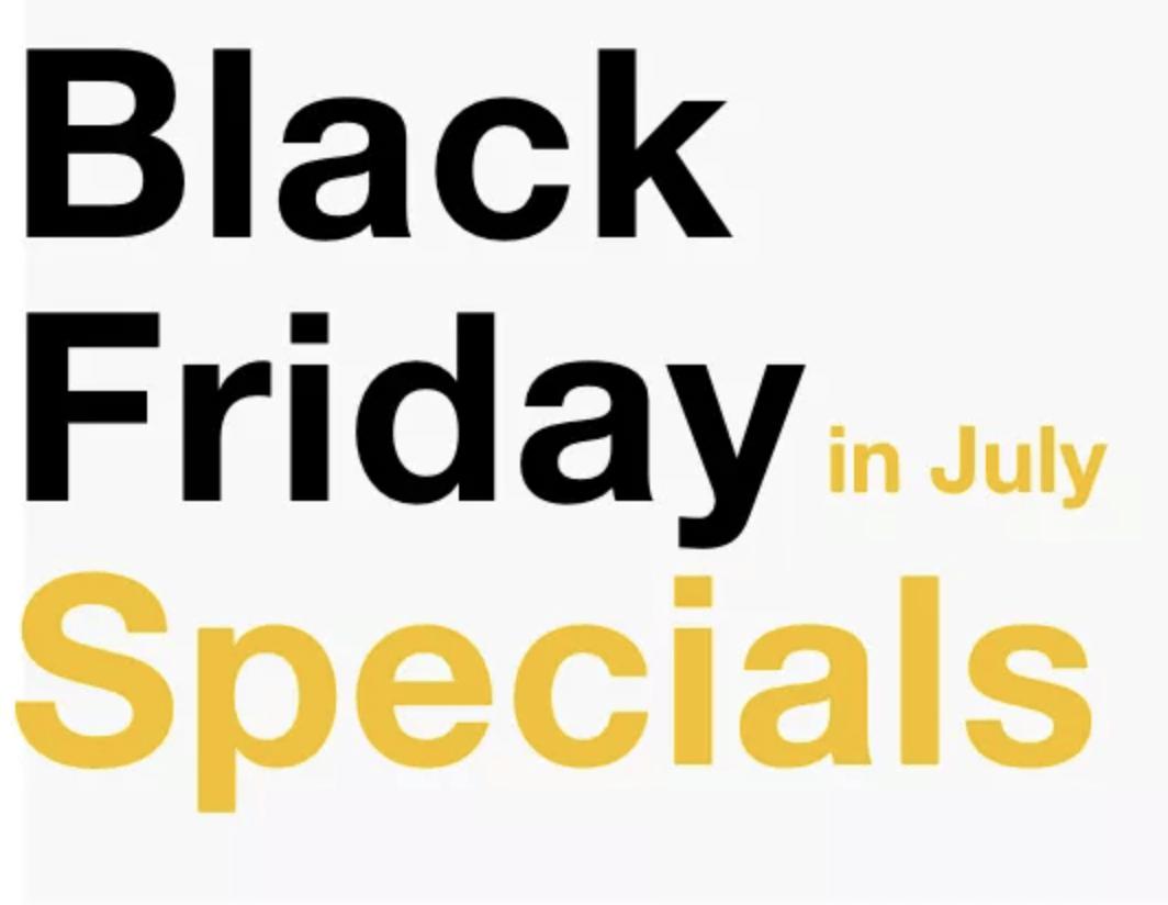 Macys Black Friday In July