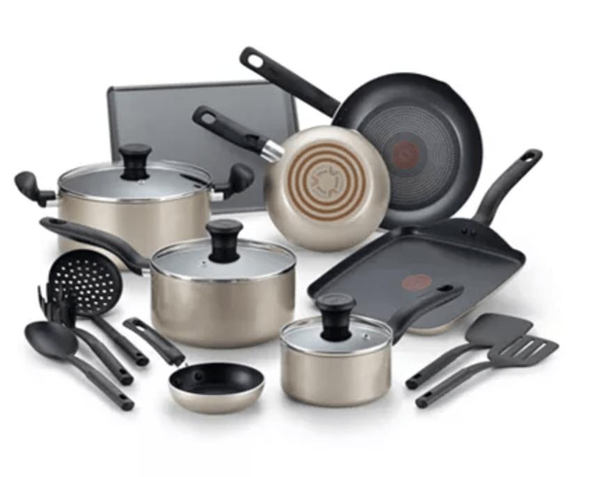 Tfal Cookware Set